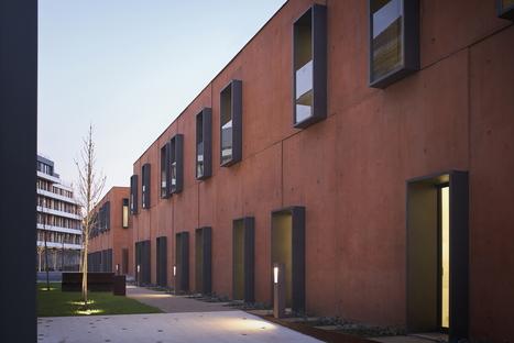 Residencia para mayores Alice Prin de a+ Samuel Delmas en París