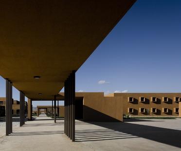 Escuela de Tecnología de Guelmim de Saad El Kabbaj Architecte