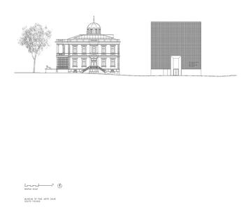 Barozzi/Veiga ampliación del Museo de Arte de los Grisones en Coira