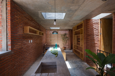 LT house de Tropical Space en Vietnam