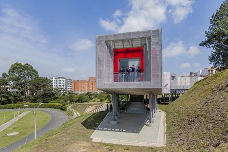 Giancarlo Mazzanti: Parque educativo de Marinilla en Colombia