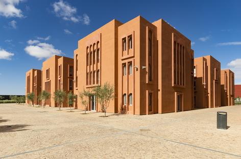 Ricardo Bofill y la Universidad Politécnica Mohammed VI