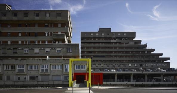 Area 17-INRES: Recalificación de la Galería R-Nord en Módena