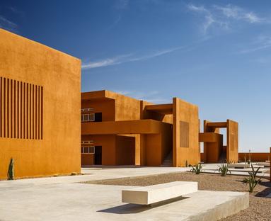 Escuela Tecnológica de El Aaiún, de El Kabbaj - Kettani - Siana Architects