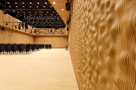 La Elbphilharmonie en Hamburgo de Herzog & De Meuron