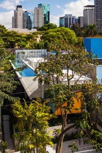 spbr arquitectos: casa de fin de semana en São Paulo