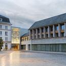 Linazasoro Sánchez: Centro administrativo y de congresos de Troyes
