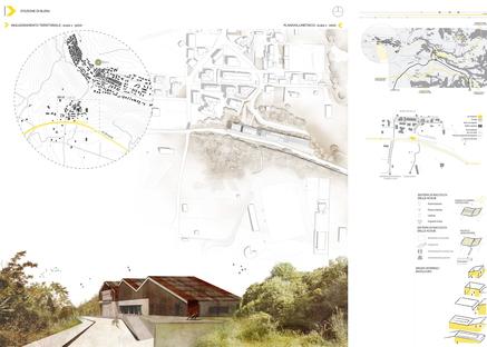 Civitavecchia-Capranica: recalificación de estaciones ferroviarias