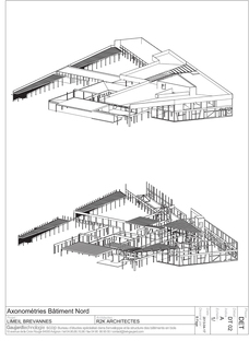 R2K Architectes: Groupe scolaire Pasteur en Limeil-Brévannes