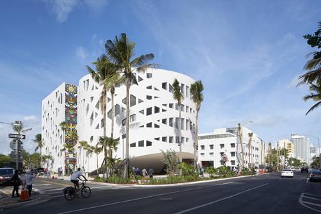 OMA Rem Koolhaas: Faena Forum, Faena Bazaar and Park, Miami Beach
