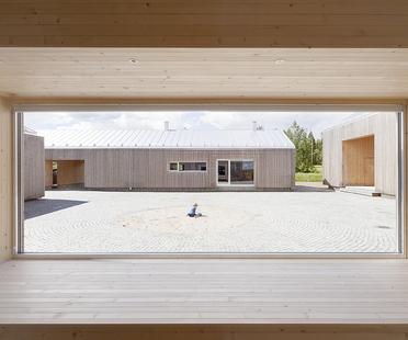 OOPEAA: Casa Riihi en Alajärvi (Finlandia)