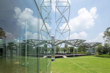 OPEN Architecture: prototipo del sistema HEX-SYS en Guangzhou, China