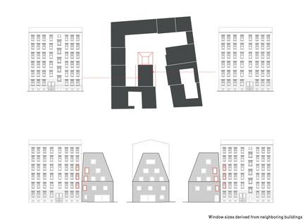 Barkow Leibinger: Edificio residencial Prenzlauer Berg Berlín