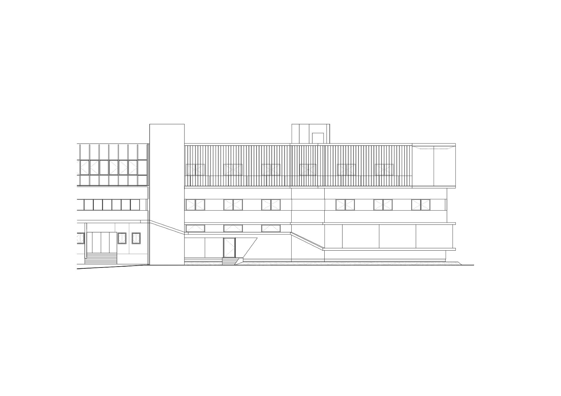 Studio DC10: Nuevas oficinas en el antiguo almacén SICAD en Uboldo, provincia de Varese