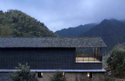 AZL Architects: Ruralation - Daijiashan Local Art Hotel, China