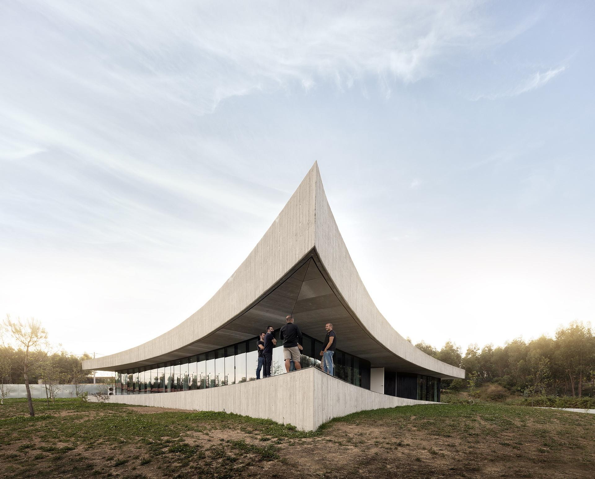 Casa Cabo de Vila di Spaceworkers a Paredes, Portogallo