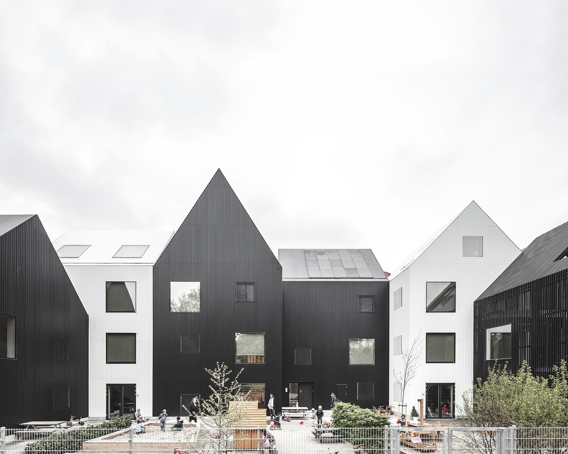 COBE: Frederiksvej Kindergarten, una guardería diseñada por niños