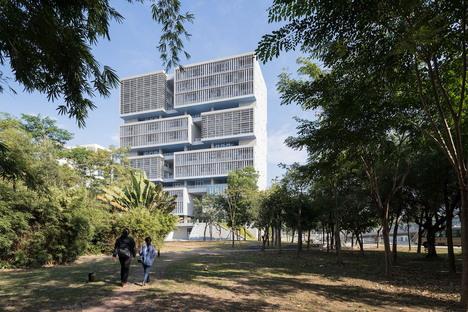 Open Architecture: Tsinghua Ocean Center en Shenzhen, China