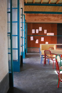 BC Architects: guardería infantil en Ouled Merzoug, Marruecos