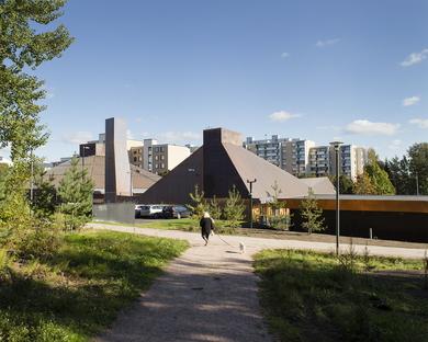 OOPEAA y la Capilla de Suvela en Espoo