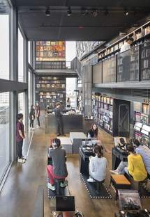 Moongyu Choi + Ga.A Architects: H Music Library en Seúl