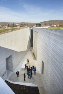 Snøhetta: Lascaux IV Centro internacional de arte paleolítico