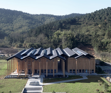 AZL Architects: Shitang Village Internet Conference Center, Cina