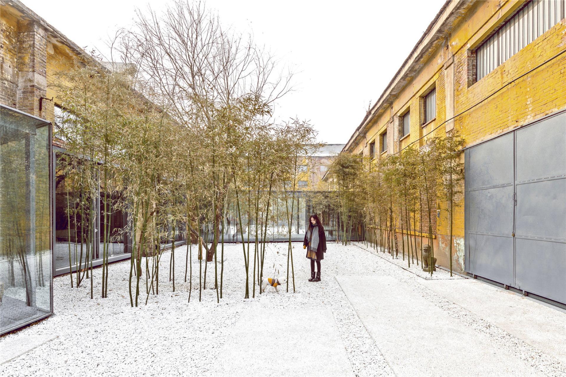 Archstudio: The Great Wall Museum of Fine Art en Zi Bo (China)