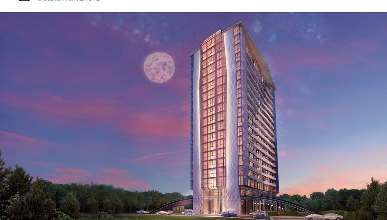 Arteks: Diamond, un rascacielos residencial de lujo en Sofía