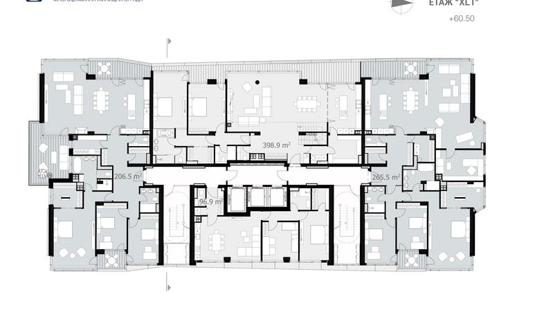 Arteks: Diamond, un grattacielo residenziale di lusso a Sofia