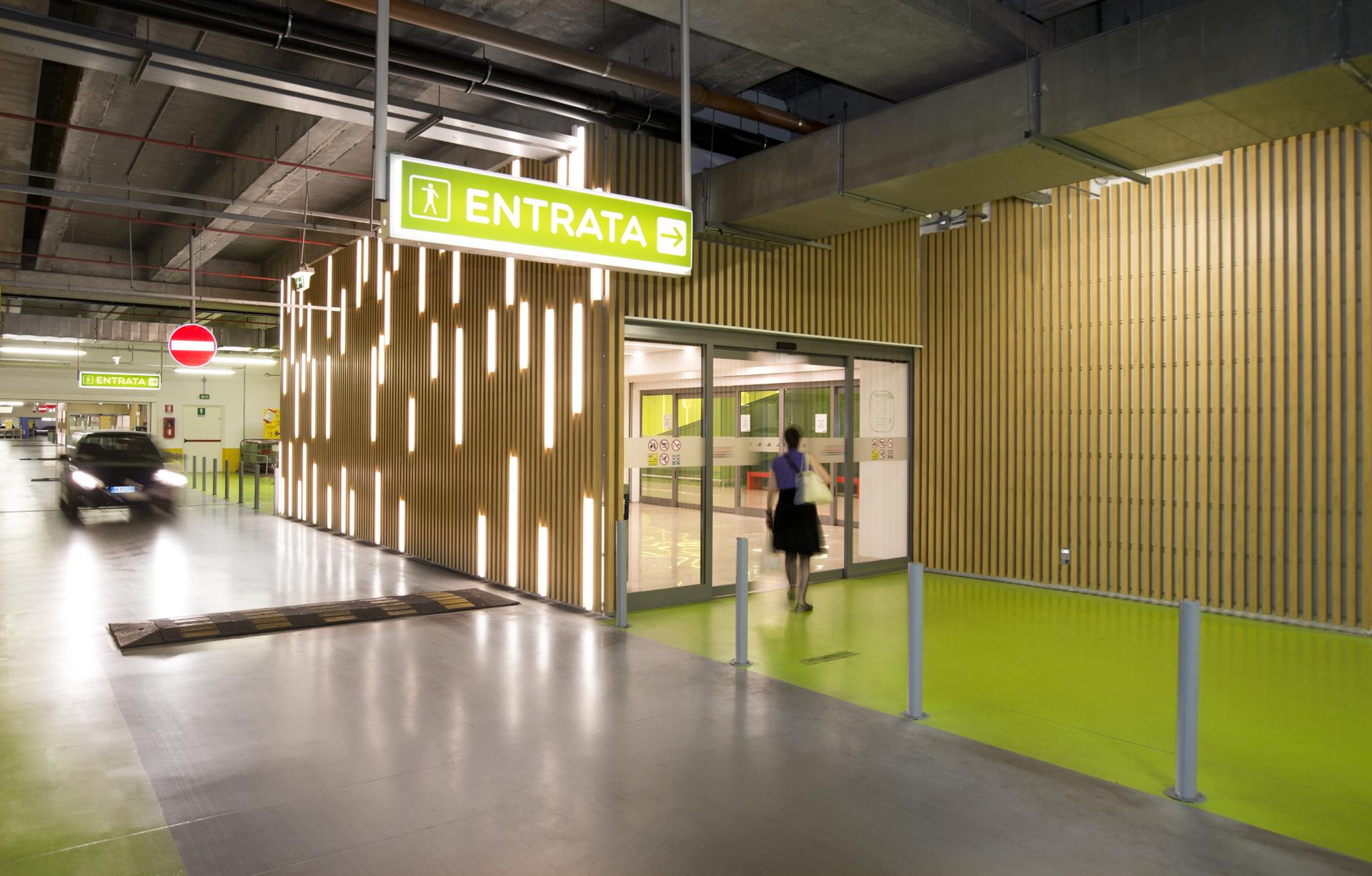 Lombardini22: renovación del Centro comercial Sarca en Milán