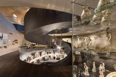 COOP HIMMELB(L)AU: PANEUM – Wunderkammer des Brotes, Asten