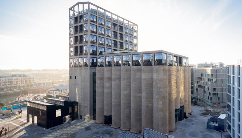 Heatherwick Studio: Zeitz MOCAA- Museo de Arte Africano Contemporáneo