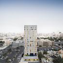 AGi Architects: Wafra Vertical Housing, torre de viento en Salmiya