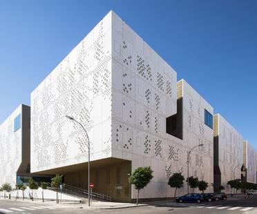 Mecanoo + AYESA: Palacio de Justicia de Córdoba