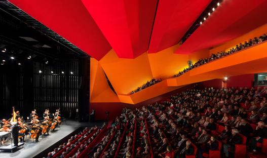 Dominique Coulon: Teatro Théodore Gouvy en Freyming-Merlebach