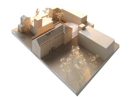 Steven Holl + jmarchitects: Maggie's Centre Barts Londres