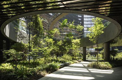 Ingenhoven architects: Marina One en Singapur