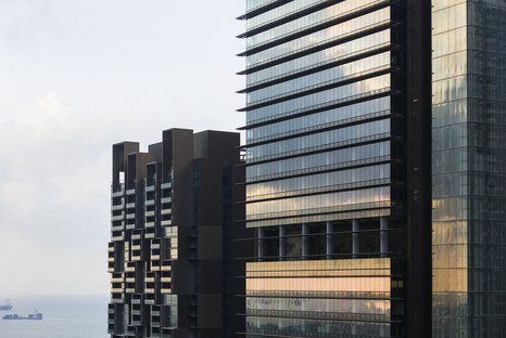 Ingenhoven architects: Marina One en Singapur