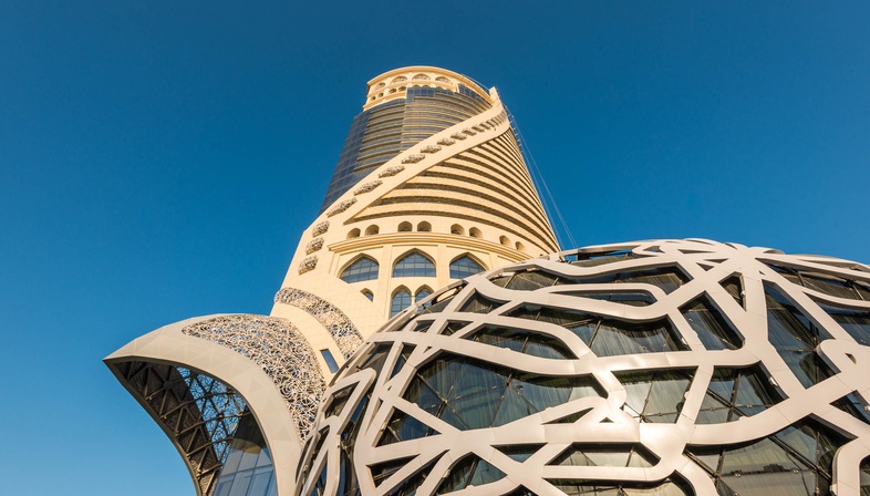 South West Architecture con FMG: Mondrian Doha en Qatar<br />