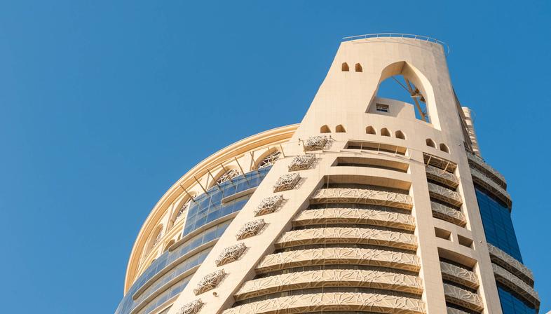 South West Architecture con FMG: Mondrian Doha en Qatar<br />