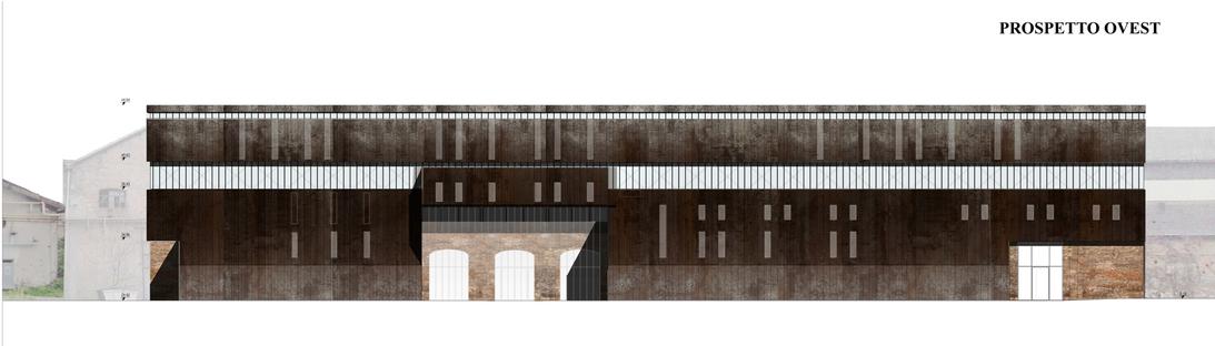 Andrea Oliva: Polo tecnológico de investigación en la antigua constructora Officine Reggiane