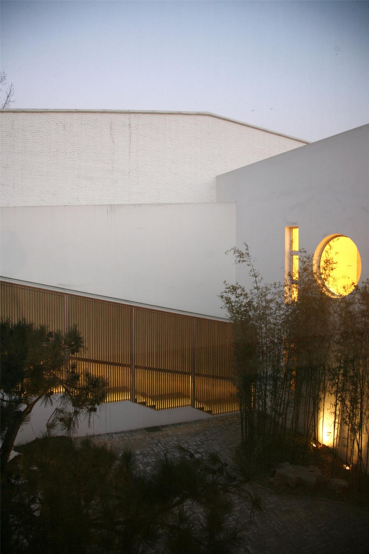 He Wei: Zen & Tea Chamber en Pekín