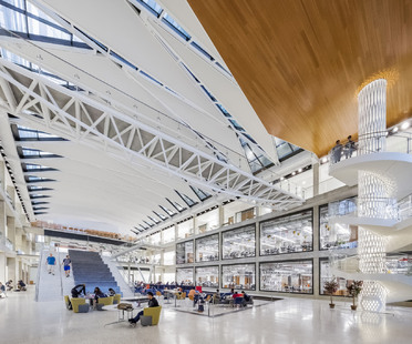 Ennead Architects + Jacobs: EERC Universidad de Texas, Austin