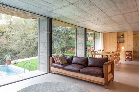 Arnau estudi d'arquitectura: casa Retina en Santa Pau, Girona