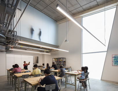 Steven Holl: Escuela de Arte Glassell en Houston