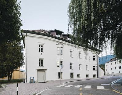 Barozzi/Veiga: la nueva Escuela de Música de Brunico en Alto Adige
