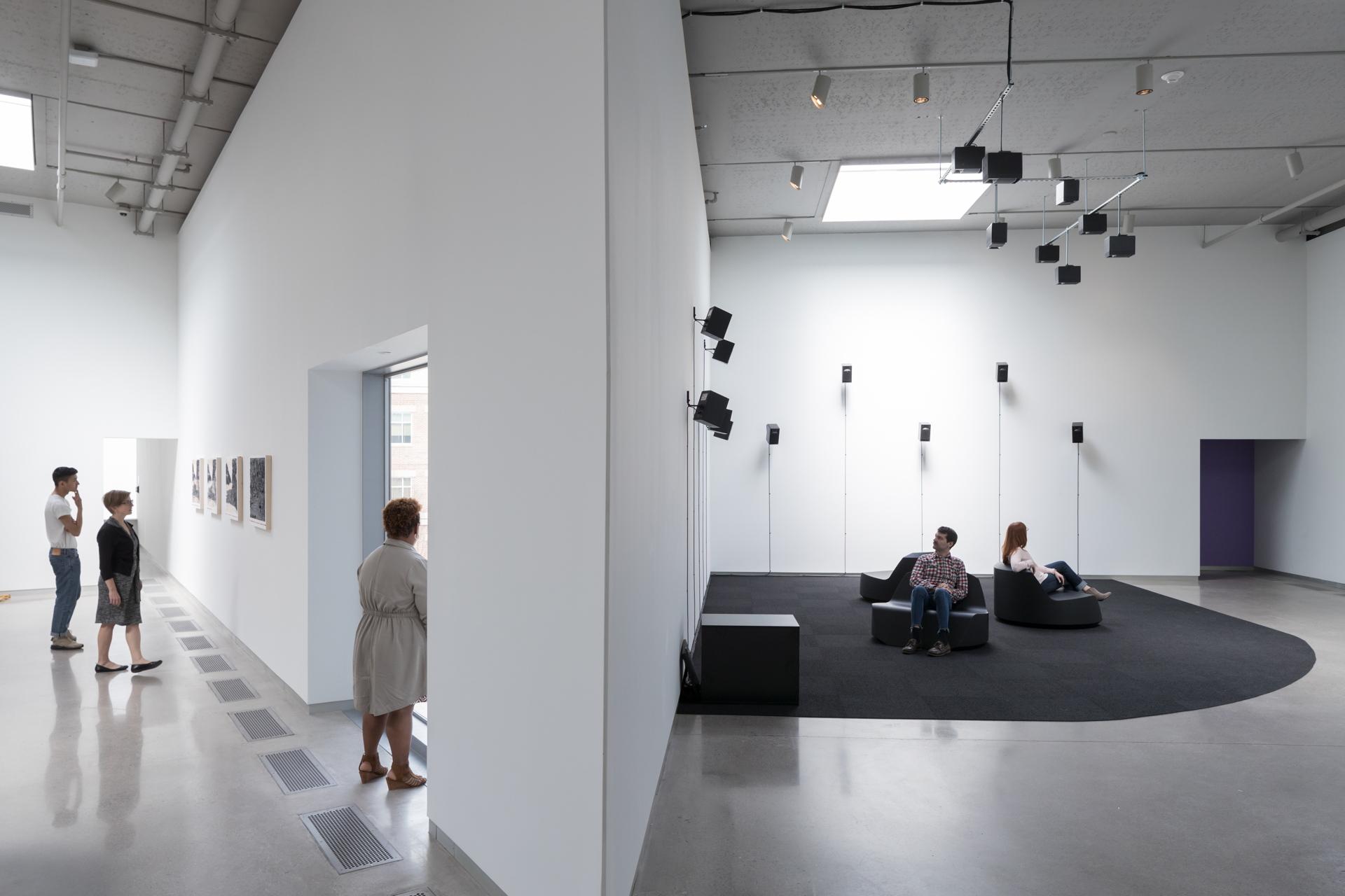 Steven Holl: Instituto de Arte Contemporáneo en Richmond