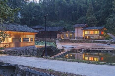 He Wei: Restauración de Shangping Village