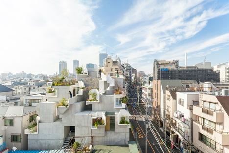 Akihisa Hirata: Tree-ness house, casa y galería de arte en Tokio